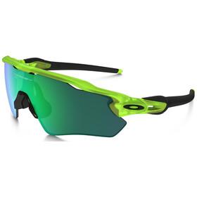 Oakley Radar EV XS Path - Gafas ciclismo - verde/negro
